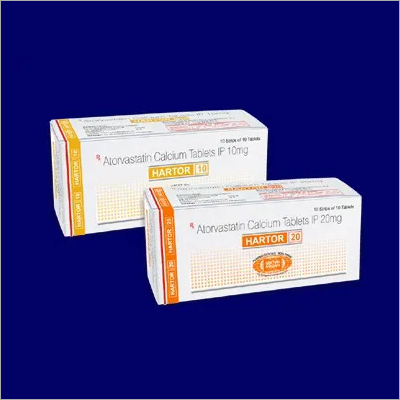 Atorvastatin Calcium Tablets 10mg