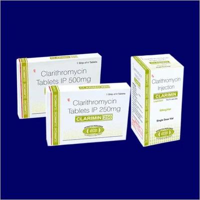 Clarithromycin 250mg Tablets