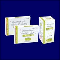 Clarithromycin 250mg Tablets