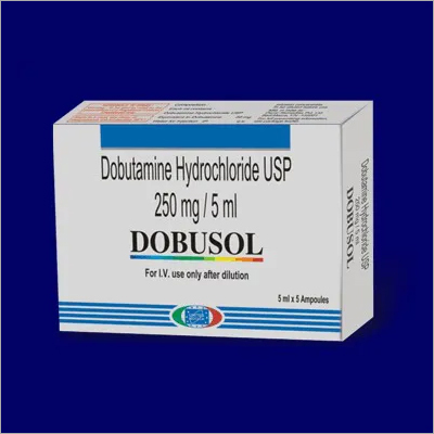 Dobutamine 250 mg Injection