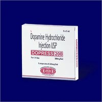 Dopamine Hydrochloride Injection USP
