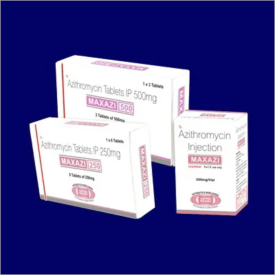 Azithromycin Injection 500mg