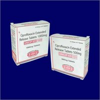 Ciprofloxacin Extended Release Tablets