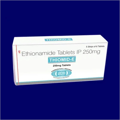 Ethionamide Tablets USP 250 mg