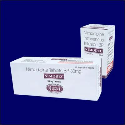 Nimodipine Tablets BP 30 mg