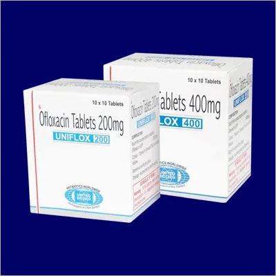 Ofloxacin Tablets USP 200 mg