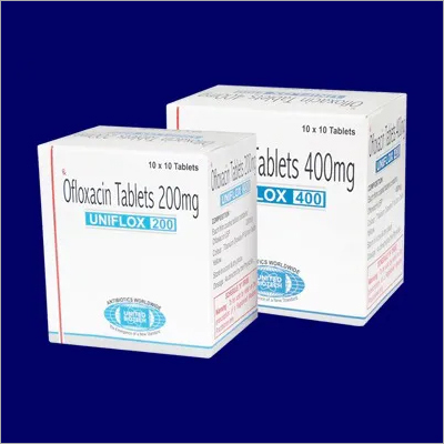 Ofloxacin Tablets USP 200 mg