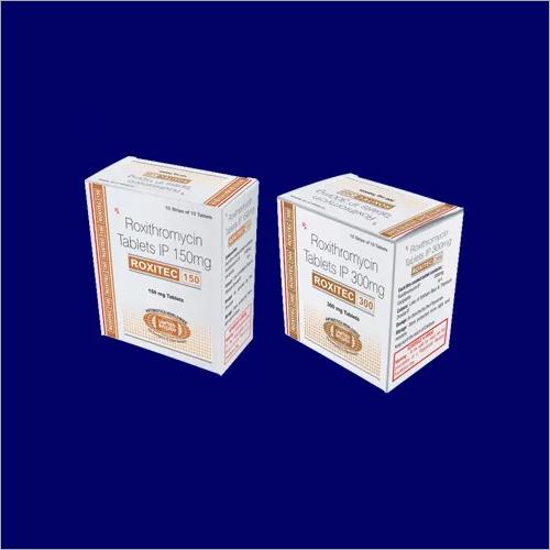 Roxithromycin Tablets 150 mg