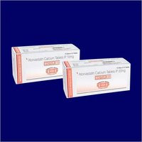 Atorvastatin Calcium Tablets IP 20mg