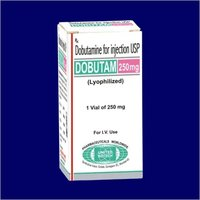 Dobutamine Lyophilized Injection