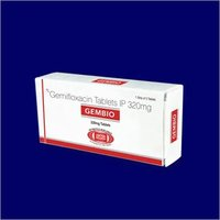 Gemifloxacin Tablets 320 mg