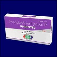 Phenylephrine Injection