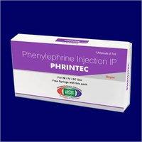 Phenylephrine Hydrochloride Injection