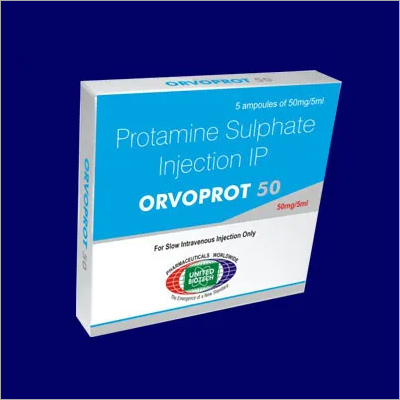 Protamine Sulphate Injection