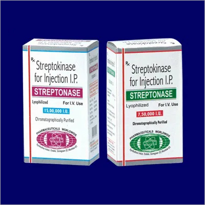 Streptokinase Injections