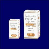 Eptifibatide Solution for Injection 20 mg