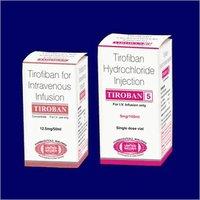 Tirofiban Hydrochloride Injection 5 mg
