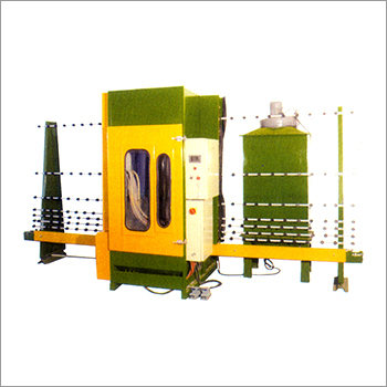Fully Automatic Sandblasting Machine