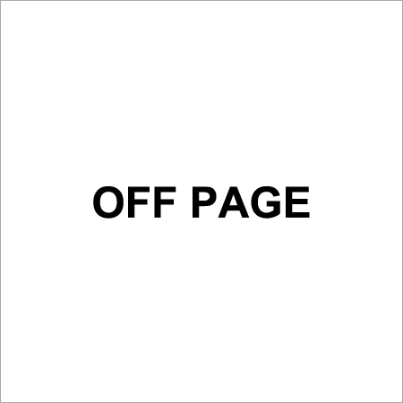 Off Page Seo Services
