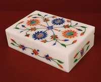 Handmade Marble Jewelry Box