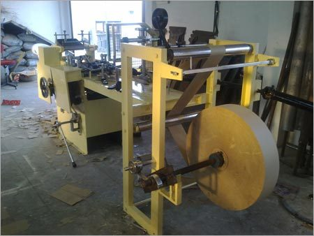 Industrial Paper Cover Making Machine