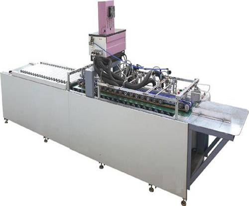 Paper Handbag Making Machine