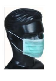 2-Ply Ear-Loop Mask with Single Elastic