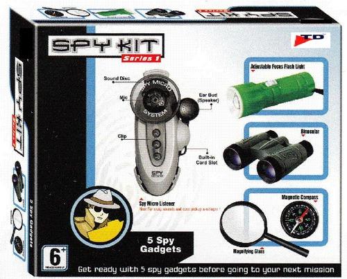 SPY KIT SERIES 1