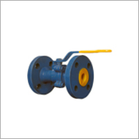 Cs 2 Pcs Flanged Ball Valve
