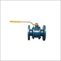 CI 3 Pcs Flanged Ball Valve