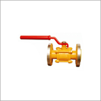 IC Flanged Ball Valve