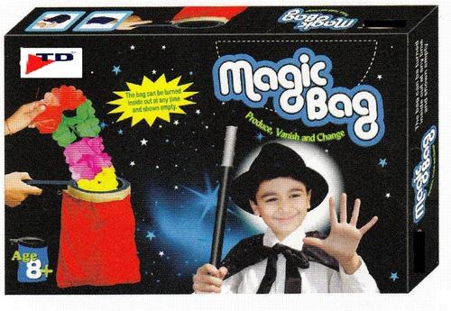 MAGIC BAG(Age-8+, Pkg-6pcs/ctn)