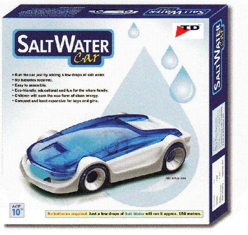 SALT WATER CAR(Age-10+, Pkg-6pcs/ctn)