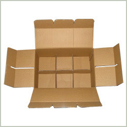 Interlock Pattern Cartons