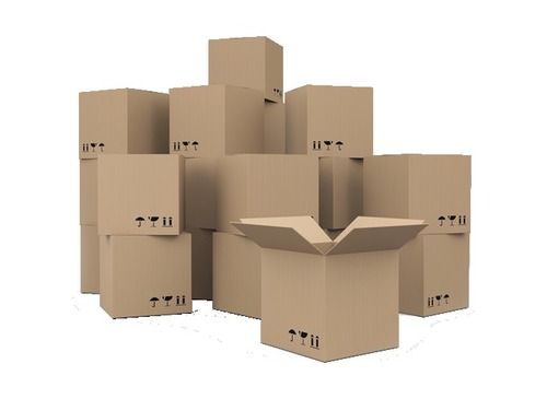 7 Ply Corrugated Boxe