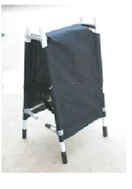 Indian Make Folding Stretcher Sample (Not On Wheel