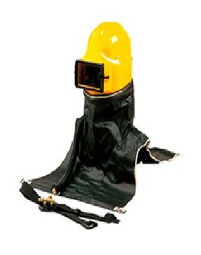 Respirator For Sand-Blastin