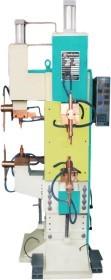 Double Head Projection Welding Machine