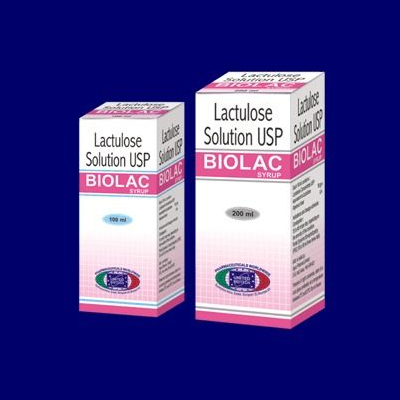 Lactulose Solution USP 100 ml