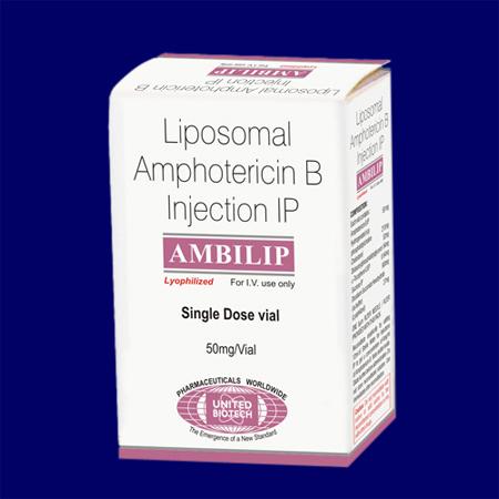 Liposomal Amphotericin B Injection