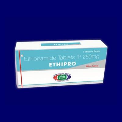 Ethionamide 250 mg Tablets