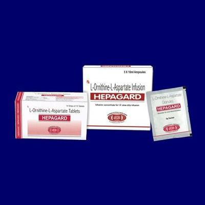 L-Ornithine-L-Aspartate + Pancreatin Tablets 150mg