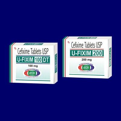 Cefixime Tablets USP 200 mg