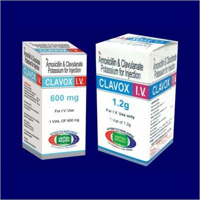 Amoxicillin Clavulanate Potassium 600 mg