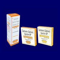 Calcitonin (Salmon) Injection USP 50 IU