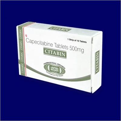 Capecitabine Tablets USP 500 mg