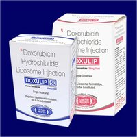 Doxorubicin Hydrochloride Liposome Injection