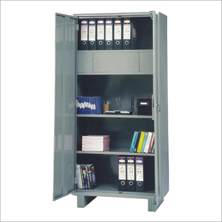 Storewell Cabinet with Shelf Locker