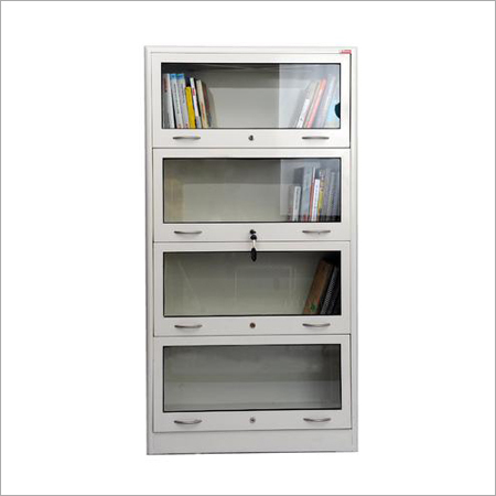 Library Bookcase Cabinet