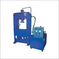 Manual Hydraulic Tile Press